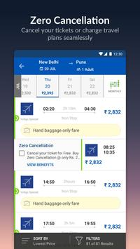 MakeMyTrip-Flight Hotel Bus Cab IRCTC Rail Booking apk स्क्रीनशॉट