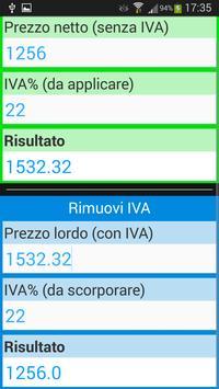 IVA Facile screenshot 2