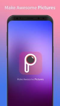 Pick Filters Photo Editor Pro poster