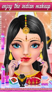 Indian Wedding Girl Fashion Salon screenshot 1