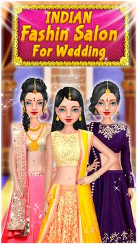 Indian Wedding Girl Fashion Salon screenshot 23
