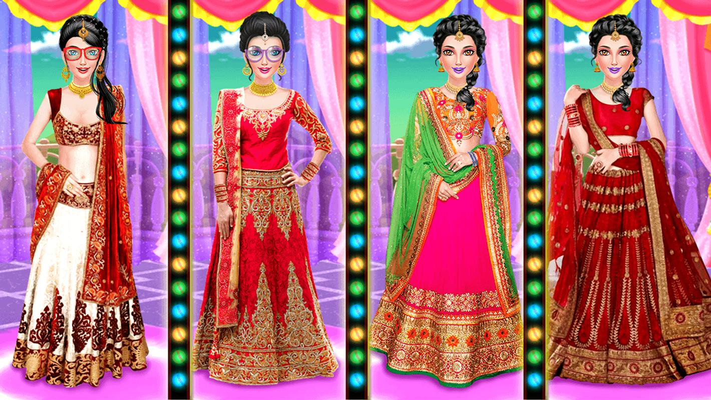 free online Movie star dress up Game games, real indian ...