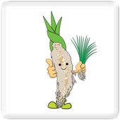 청원삼채 icon