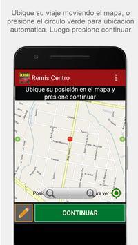 Centro Remis poster