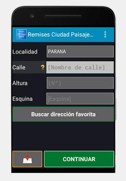 Remis Ciudad Paisaje Alem screenshot 4