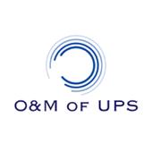 O & M of UPS icon