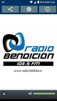 Radio Bendición poster