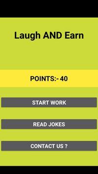 Laugh And Earn apk screenshot