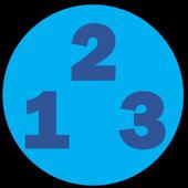 Repite Conmigo: Mini Números icon