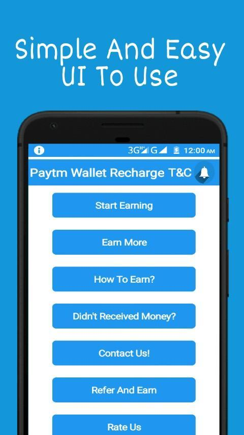 Paytm Wallet Recharge for Android - APK Download
