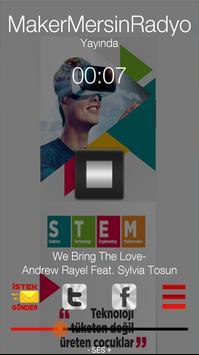 Maker Mersin Radyo poster