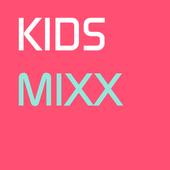키즈믹스 - kidsmixx icon