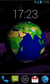 Earth Live Wallpaper UFO X-Com poster