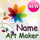 Name Art : Stylish Name Maker icon