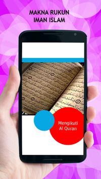 Makna Rukun Iman & Islam apk screenshot