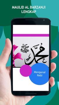 Maulid Al Barzanji Lengkap poster