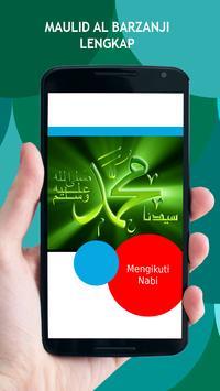Maulid Al Barzanji Lengkap apk screenshot