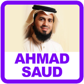 Ahmad Saud Quran MP3 icon