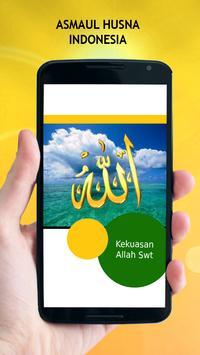Asmaul Husna Indonesia apk screenshot
