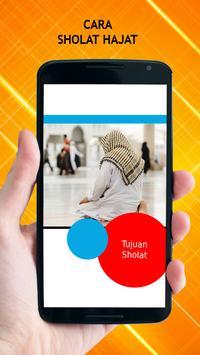 Cara Solat Hajat screenshot 7