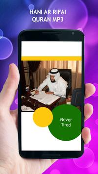 Hani Ar Rifai Quran MP3 apk screenshot