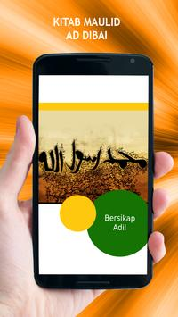 Kitab Maulid Ad Dibai apk screenshot