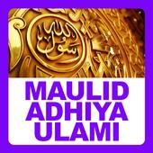 Kitab Maulid Adhiya Ulami icon