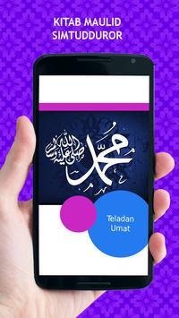 Kitab Maulid Simtudduror poster