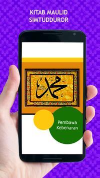 Kitab Maulid Simtudduror apk screenshot