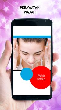 Perawatan Wajah Lengkap apk screenshot