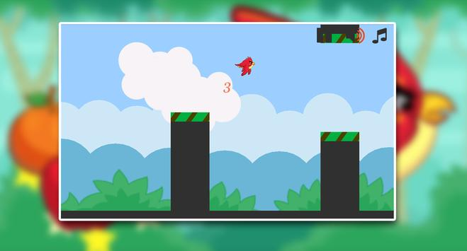 Flappy Birdy apk screenshot