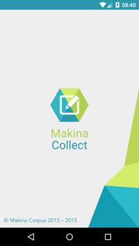 Makina Collect poster