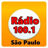 Radio Online 100.1 Brasil icon