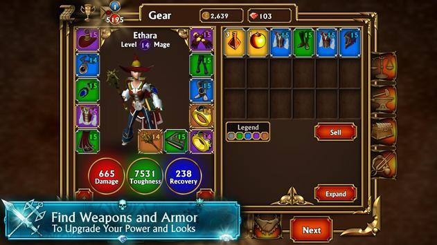 Eternium apk screenshot