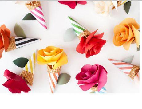 Making Paper Flower apk screenshot