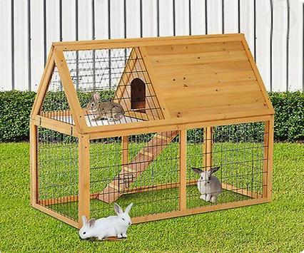 making rabbit cage screenshot 2