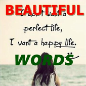 Nice words icon