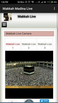 Makkah Madina Live apk screenshot