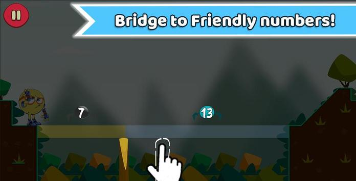 Math Bridges screenshot 2