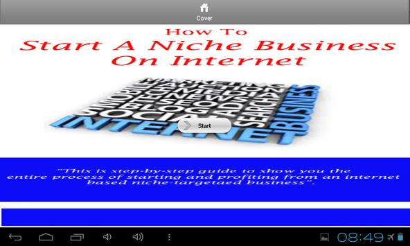 How To Niche apk screenshot