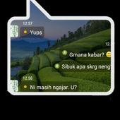BBM Transparan Versi Modif icon