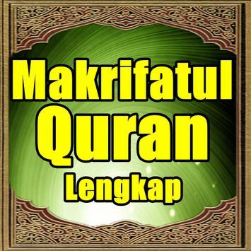 Makrifatul Quran Lengkap poster