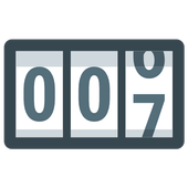 Click Number Counter icon