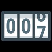 Простой счётчик чисел 图标
