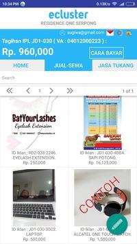 ecluster apk screenshot
