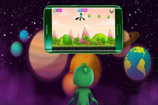Subway Green Free Mask screenshot 1