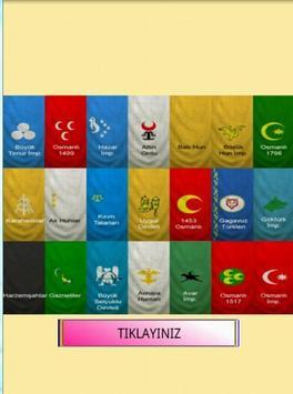 KPSS TARİH İLK TÜRK DEVLETLERİ poster