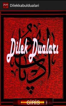 TESİRLİ DİLEK DUALARI poster