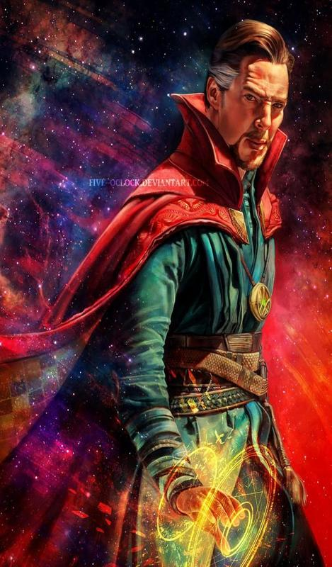 Doctor Strange Hd Wallpaper For Android Apk Download