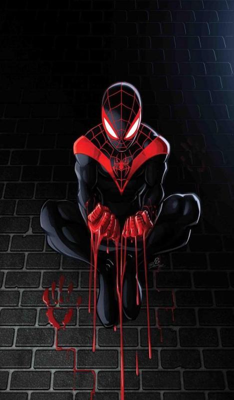 miles morales spiderman-HD Wallpaper poster ...